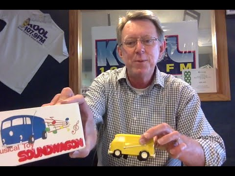 Demonstration of the Soundwagon Record Playing Toy