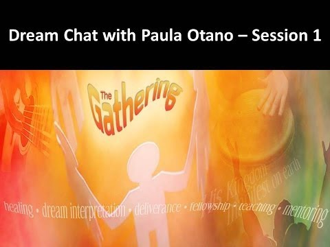 Dream Chat #1 with Paula Otano