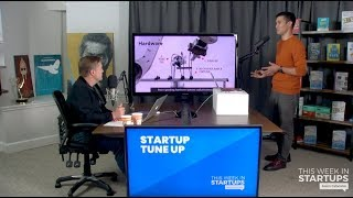 E936: #StartupTuneup w/Urban-X: Construction robotics, shuttles, AI optimization, electric cars subs