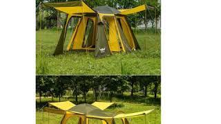 캠핑텐트 버팔로 리빙 쉘 와이드 돔 텐트