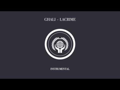 Ghali - Lacrime (Instrumental)
