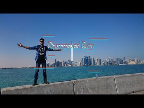 Qatar | Doha | Wakra Beach | Aspire Zone Complex | Bangalore to Qatar | Part- 1 | SJ CAM 4000 | 2018