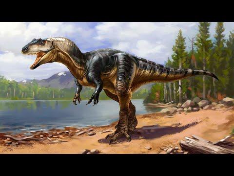 Динозавры и другие древние животные (рассказывает Ярослав Попов и др.)