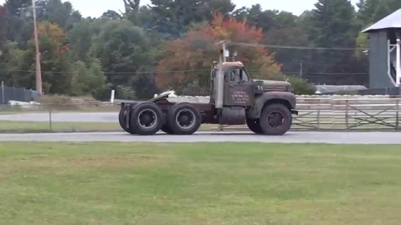 B-Model Mack Truck - YouTube