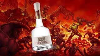 Bethesda Teams Up With Rebel Distillers for Doom Bone Vodka #DOOM #DOOMETERNAL #YJC