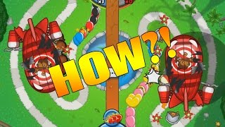 WE CAN'T LOSE! - Bloons TD Battles Speedy Fire