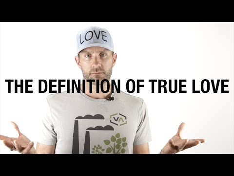 The Definition of True Love - Jayson Gaddis