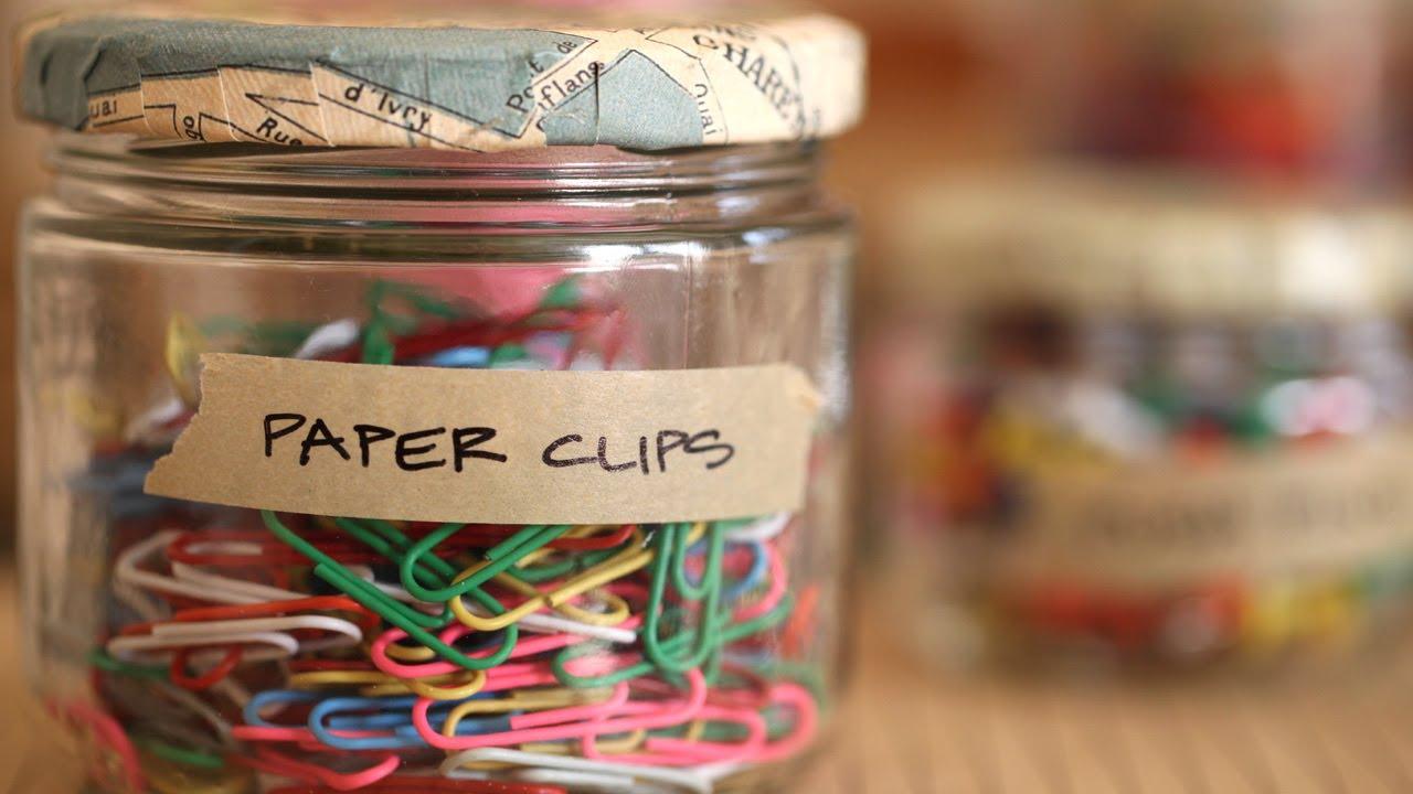 How To Make Decoupaged Storage Jars Kin Diy Youtube