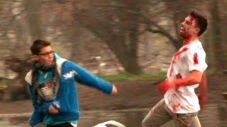 Repeat youtube video London Zombie Prank