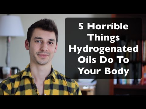 5 Disgusting Ways Hydrogenated Oils Destroy Your Body (& Why Margarine Is Satan's Best Friend)