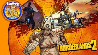 Saving Pandora... AGAIN #2 | Borderlands 2 Co-op multiplayer (PC) Twitch Stream