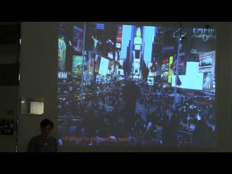 Lynne Sagalyn: Times Square Roulette: Remaking the City Icon