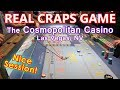 Live Craps Game at The California Hotel and Casino in Las ...