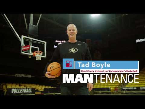 MANtenance   Tad Boyle   MANtenance