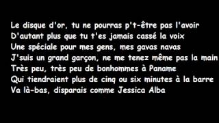 You lose   MAITRE GIMS  paroles   lyrics    YouTube