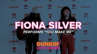 Fiona Silver Performs 'You Make Me' Live | DLL