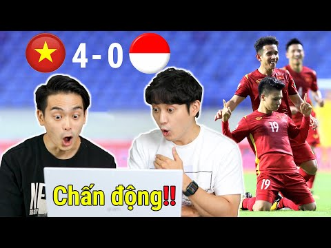 """Người Hàn """"chấn động"""" với chiến thắng 4 sao của Việt Nam trước HLV Shin Tae-yong"""