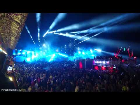 Alesso  set  Sweet Escape  Nillionaire  I Wanna Know  Weekend Festival Baltic 2017