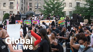 George Floyd protests: Thousands gather in Washington, D.C. for demonstration | FULL