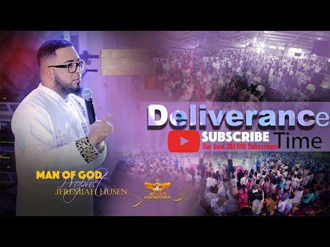 አስደናቂ ነፃ የመውጣት ጊዜ|Deliverance
