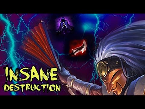 Diamond Domination! - AD Shaco Jungle Full Game #93