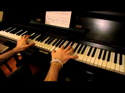 Fragosiriani - Markos Vamvakaris (Piano) (Antonis Papakonstantinou)