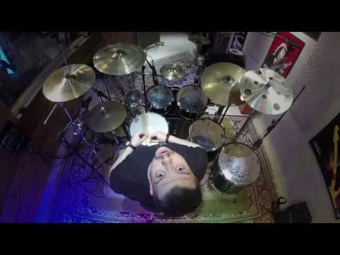 Born To Be Wild - Drum Cover - Vic Lima