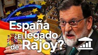 ¿Ha mejorado ESPAÑA gracias a RAJOY? - VisualPolitik