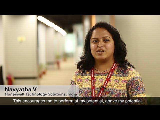 Women Engineers at Honeywell