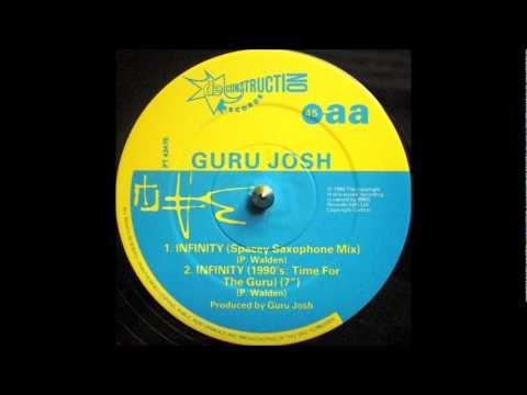 Guru Josh - Infinity (1990's: Time For The Guru) (1990)