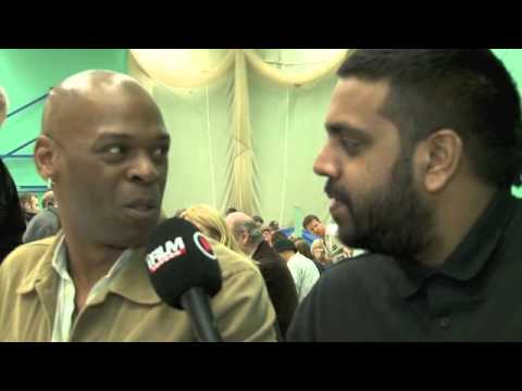 STEVEN WOODCOCK (JEVON) INTERVIEW FOR iFILM LONDON / OFAH CONVENTION 2012 (PETERBOROUGH)