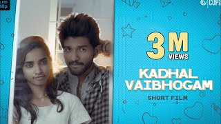 Kadhal Vaibhogam #Homedate - Best RomCom ShortFilm With Subtitles By Vishnu Tharun | 2020