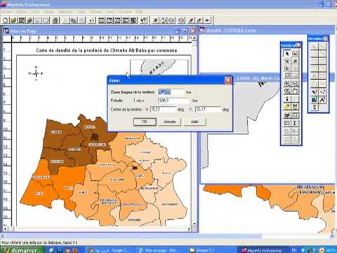 Mapinfo professional 11.5