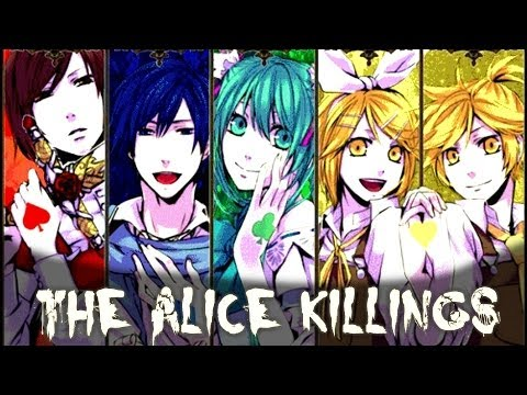 """""""The Alice Killings"""" Creepypasta"""