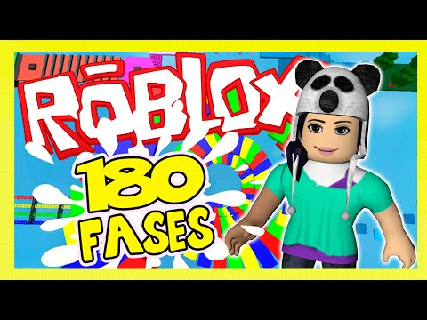 Roblox – PARKOUR COM 180 FASES (Mega fun Obby)