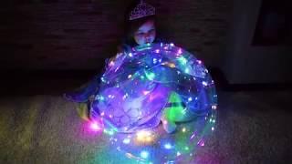 Принцесса София и светящийся шар