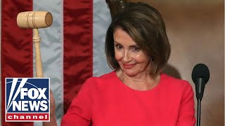 Speaker Pelosi holds first presser of new Congress
