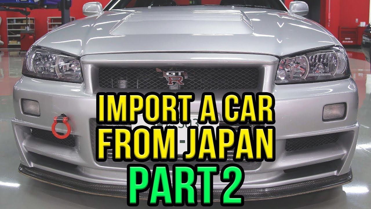 How to Import a Car from Japan to USA picture