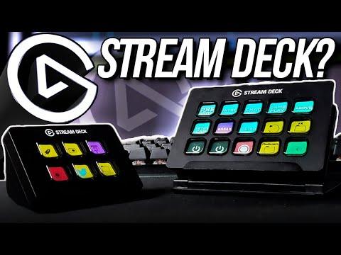 Elgato Stream Deck: Mini or Regular? ⚡