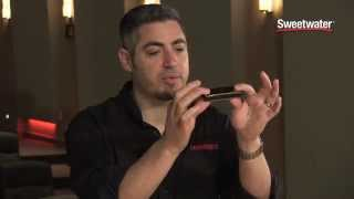 Hohner Blues Band Harmonica Review - Sweetwater Sound