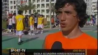 Compal Air - Sport TV1 - Encontro Ibérico - 20.06.09