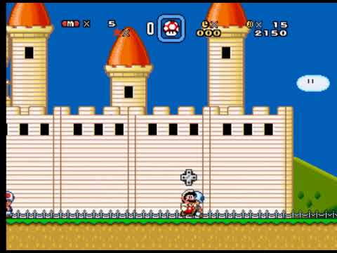 Super Mario Doomsday - 1 - and then she said... farewell