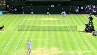 2013 Day 4 Highlights: Jesse Levine v Juan Martin Del Potro