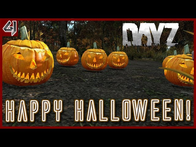 Harvesting My Halloween Crop! DayZ - Pumpkin Easter egg - Gaming Junkie