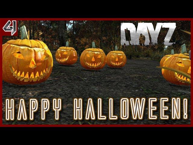 Harvesting My Halloween Crop! DayZ - Pumpkin Easter egg - Gaming Junkie