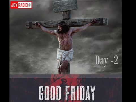 Son Of Man - Good Friday - Tamil - Day 2
