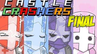 Castle Crashers #FINAL - O BOSS DE UM MILHÃO DE FORMAS! ft. @GuilhermeOss e @MarceloPudell
