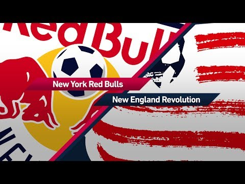 Highlights: New York Red Bulls vs. New England Revolution | May 27, 2017
