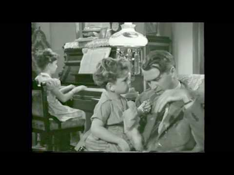IT'S A WONDERFUL LIFE... GEORGE BAILEY & FAMILY
