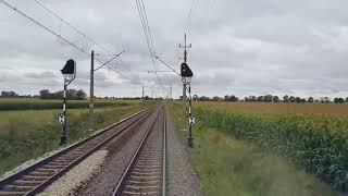 CABVIEW POLAND | Z kabiny maszynisty- E20 Poznań Górczyn - Buk